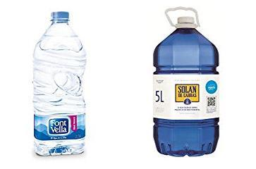Comprar agua