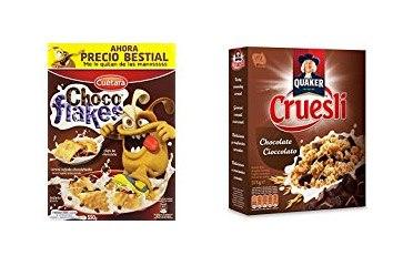 Comprar cereales