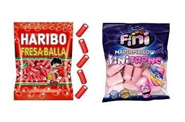 Comprar dulces