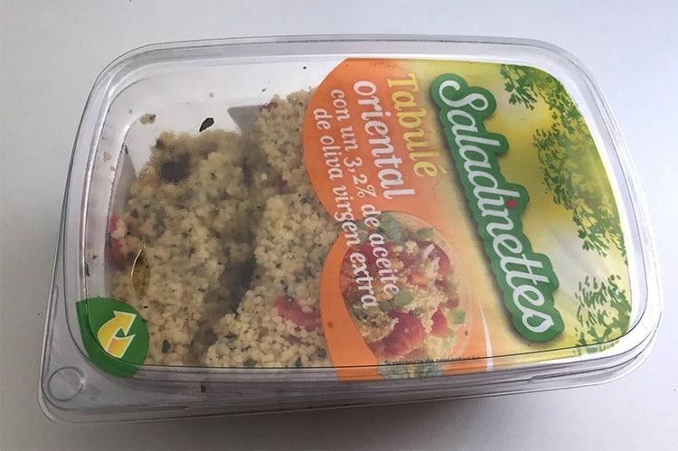 tabule oriental saladinettes - Tabulé oriental - Saladinettes