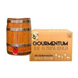 Ingredientes para destilación casera de cerveza y vino