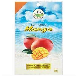 Frutas deshidratadas, frutos secos y semillas