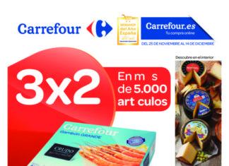 Folletos y cat logos de supermercados ofertas y descuentos - Folleto juguetes carrefour ...