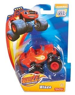 coche blaze rojo - Coche rojo de Blaze y los Monster Machines