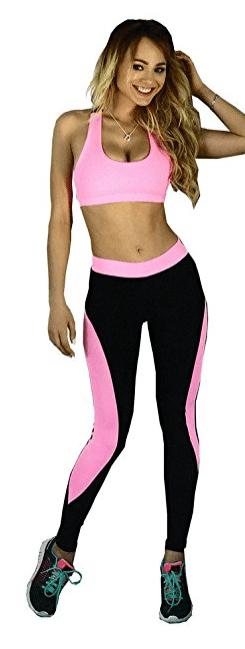 conjunto deporte mujer - Mallas deportivas de mujer