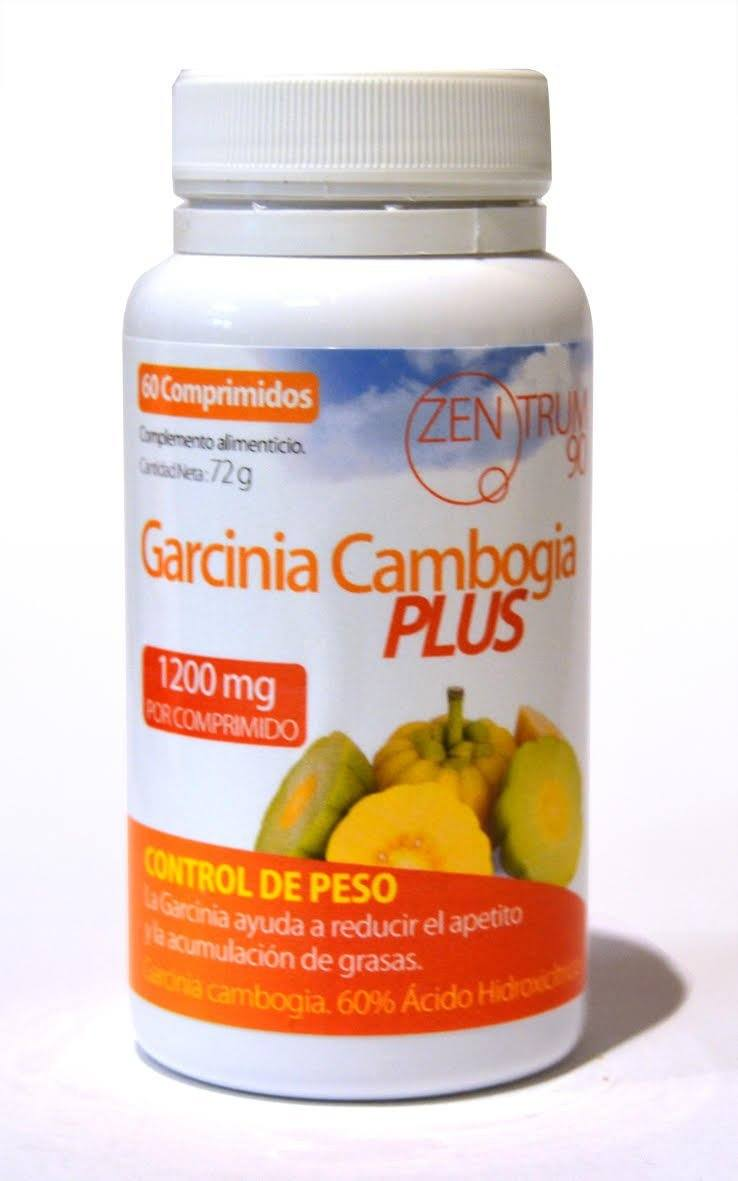 Reduce peso con Garcinia Cambogia - Quema grasa eficaz