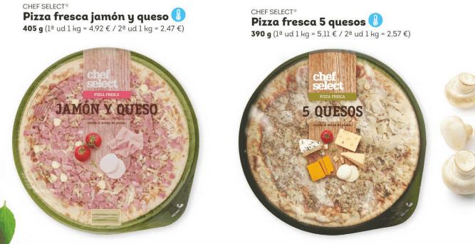 Folleto Lidl  partir del día 2 de Febrero - Pizzas y productos BIO