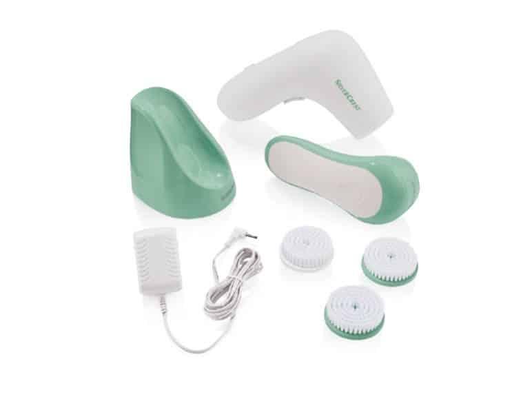 silvercrest Cepillo Facial Ultrasonico - Cepillo facial ultrasónico y set de manicura completa en Lidl