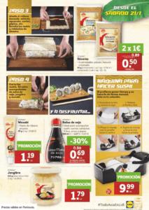 vitasia2 213x300 - Semana Asiática en Lidl, vuelve los productos Vitasia