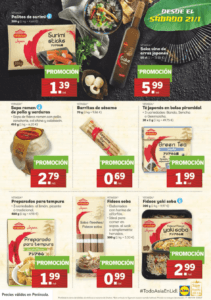 vitasia4 211x300 - Semana Asiática en Lidl, vuelve los productos Vitasia