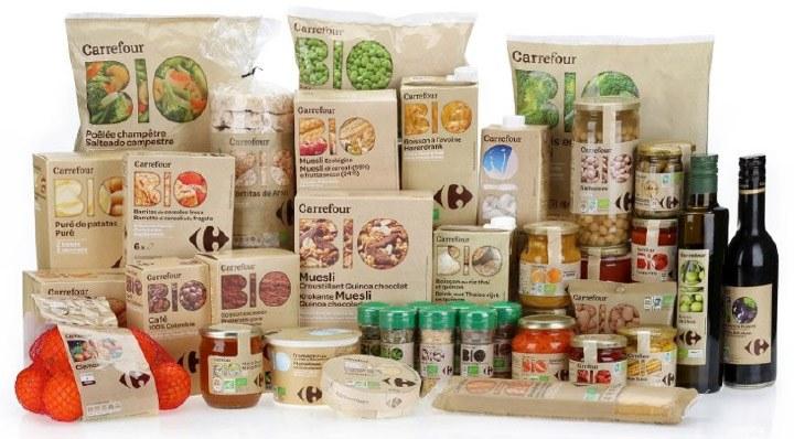 carrefour bio - Carrefour Bio: Sabores y calidad con conciencia ecológica