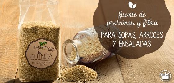 quinoa en mercadona - Beneficios y propiedades de la Quinoa Colfiorito de Mercadona