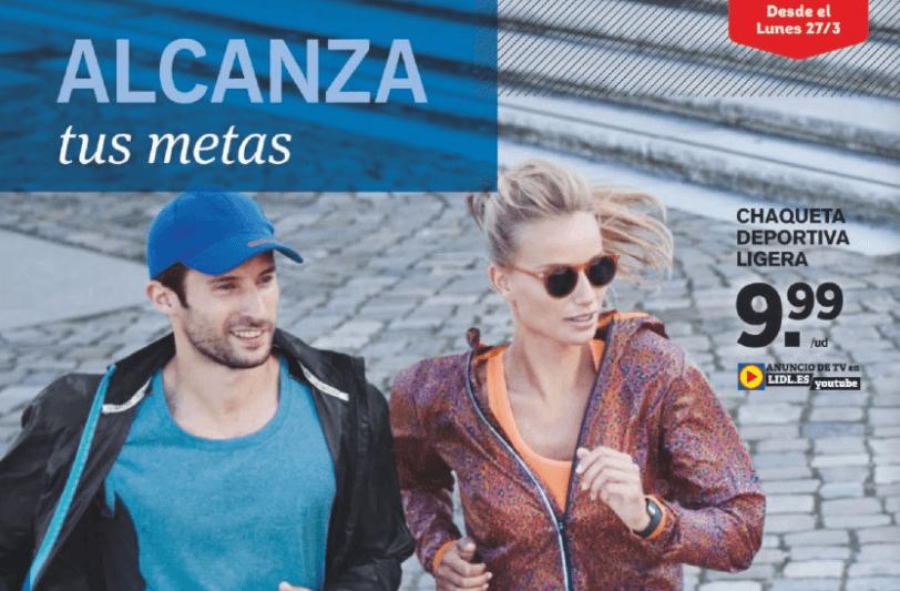 Ropa Deportiva Crivit Running En Lidl A Partir Del Lunes