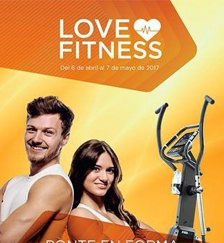 Love Fitness El Corte Inglés
