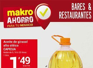 Makro bares ofertas