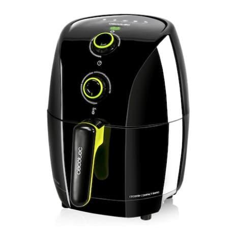 CECOFRY COMPACT RAPID - Freidora de aire caliente Lidl de la marca Silvercreset
