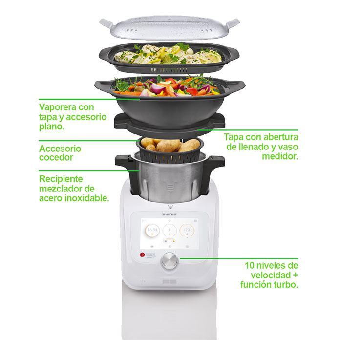 accesorios robot cocina lidl - Robot de cocina de Lidl