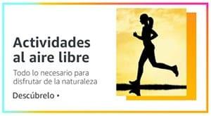 actividades aire libre amazon - Nueva tienda online de Amazon para el verano