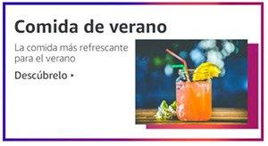comida verano - Nueva tienda online de Amazon para el verano