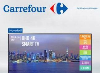 Smart Tv carrefour