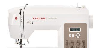 Máquina Singer Brilliance Lidl