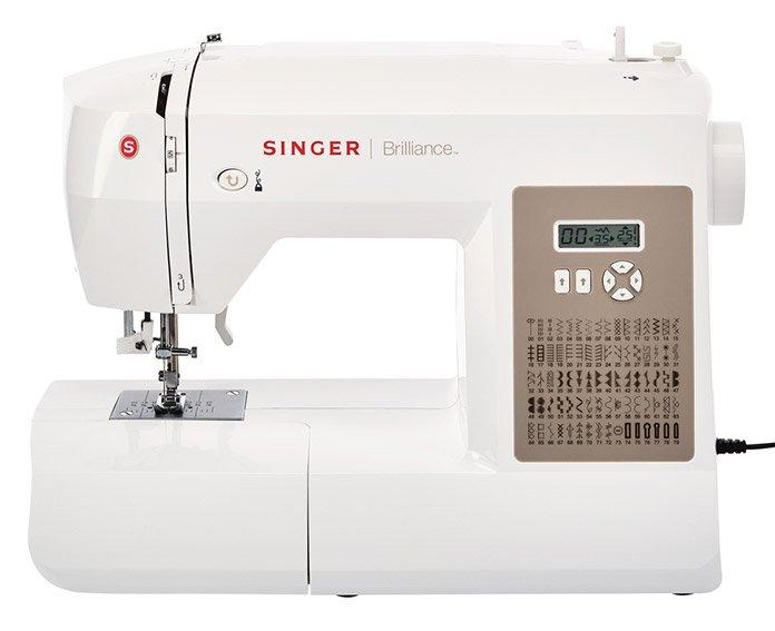 Máquina de coser Singer de Lidl