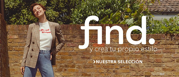 find amazon - Find la marca de ropa exclusiva de Amazon