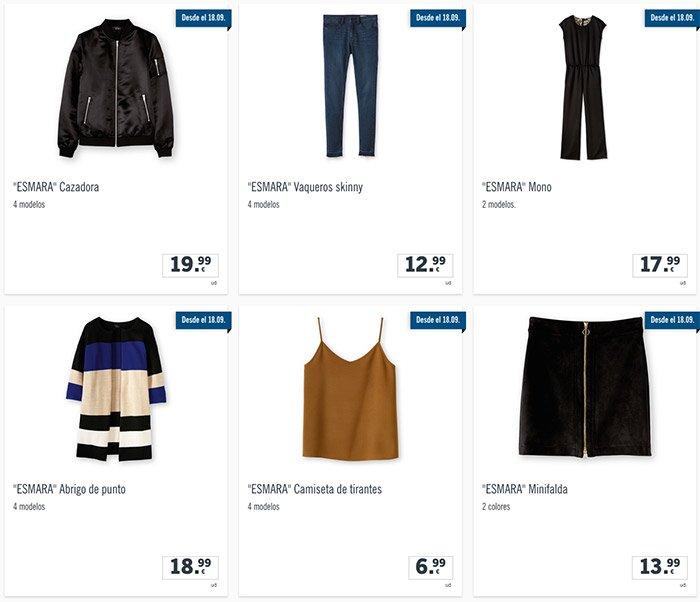 calidad mirada detallada estilo atractivo Ofertas Supermercados — Ofertas Lidl del 14 al 20 de Septiembre