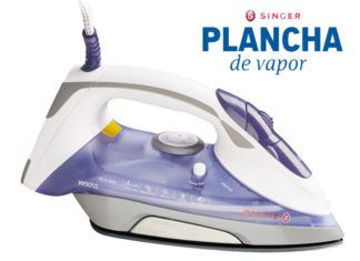 Plancha vapor Singer