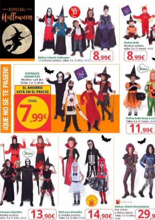 25 d as alcampo del 16 al 25 octubre - Halloween hipercor ...