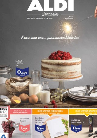 Cat logo aldi del 23 al 29 octubre for Bascula cocina lidl