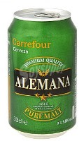 Cerveza Alemana Carrefour