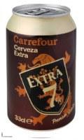 Cerveza Extra Carrefour