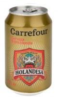 Cerveza holandesa Carrefour