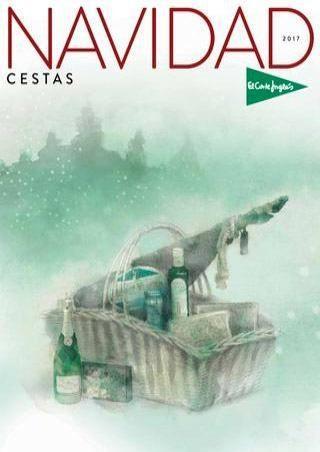 Cestas Navidad El Corte Inglés