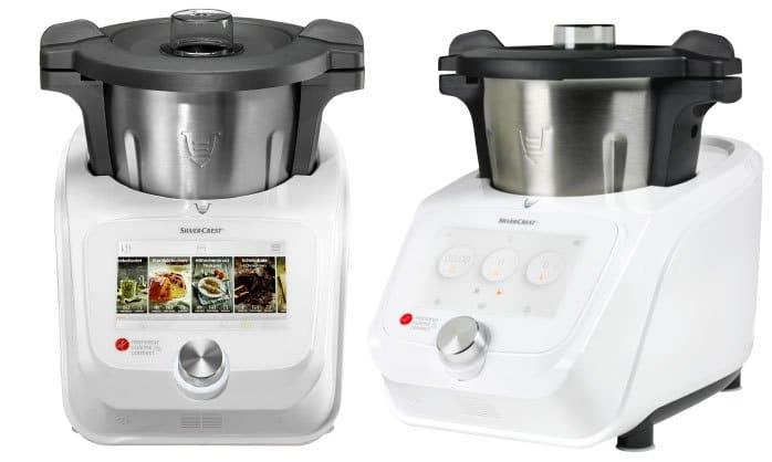 Monsieur Cuisine connect - Robot cocina Bosch MUM Lidl
