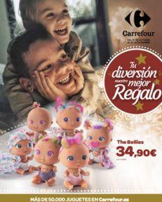 catalogo juguetes carrefour 2019