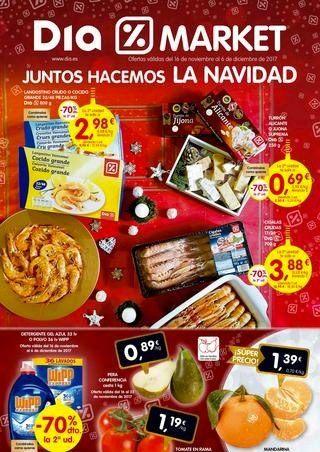 Ofertas supermercados lidl mercadona d a carrefour - Cestas navidad alcampo ...