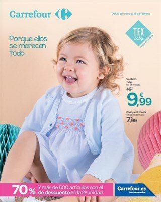 Cat logo moda infantil en carrefour for Valla infantil carrefour