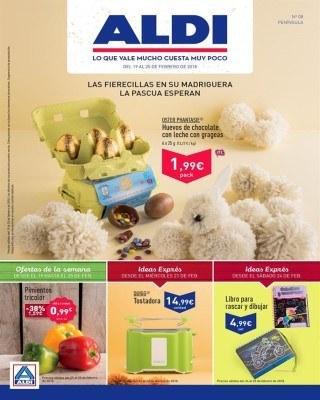Catálogo Aldi Del 19 Al 25 Febrero Ofertas Supermercados