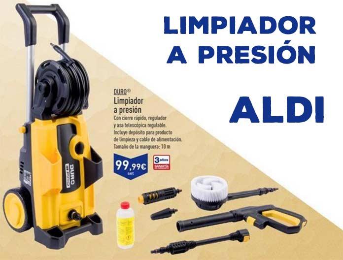 limpiador presion aldi - Catálogo ALDI del 26 al 1 Abril