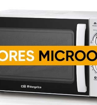 Microondas más vendidos