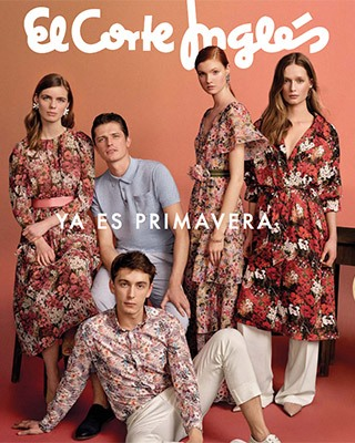 Revista El Corte Inglés ya es primavera