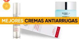 Análisis cremas antiarrugas
