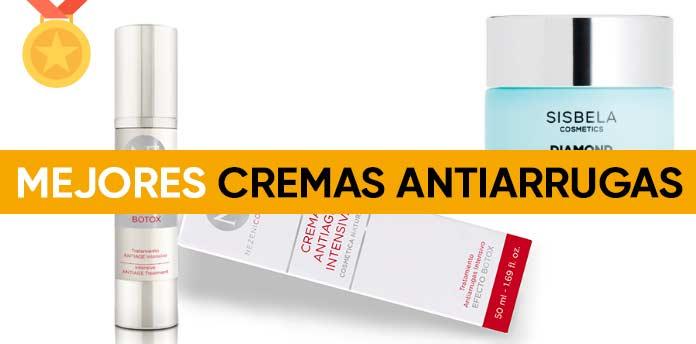 mejores cremas antiarrugas - ¿Cuál es la mejor crema antiarrugas?