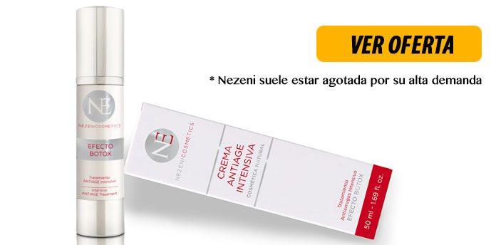 oferta nezeni cosmetics - Crema antiarrugas NEZENI COSMETICS