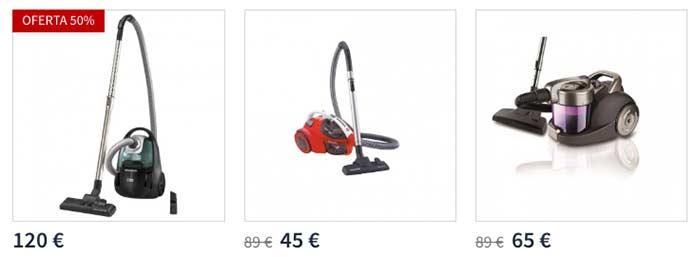 Aspiradoras Carrefour