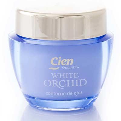 crema orquidia contorno ojos cien - Cremas Orquídea Cien de Lidl
