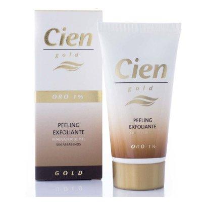 Peeling exfoliante Gold lidl - Cremas faciales Gold Cien de Lidl