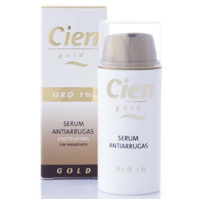 Serum antiarrugas Gold